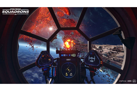 Star Wars: Squadrons Gameplay Trailer and Release Date ...