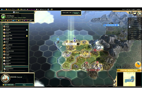 Civilization V: Conquest of the New World Deluxe Scenario ...