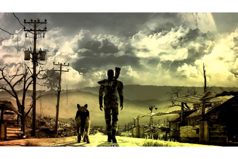 Fallout 4 Trailer Music - The Wanderer - YouTube