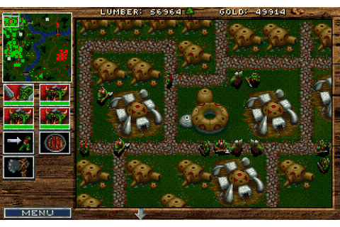 WarCraft: Orcs & Humans - My Abandonware