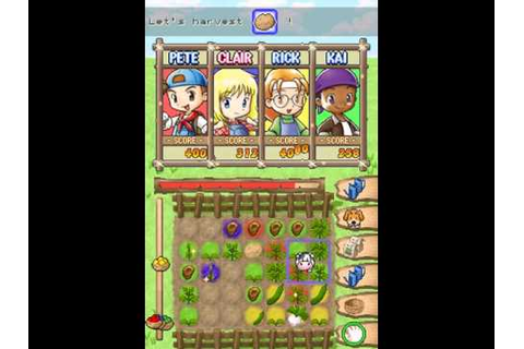 I Found A Game: Puzzle de Harvest Moon - YouTube