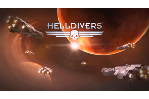 Helldivers Soundtrack - Main Theme - YouTube