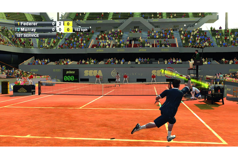 Virtua Tennis 2009 review | GamesRadar+