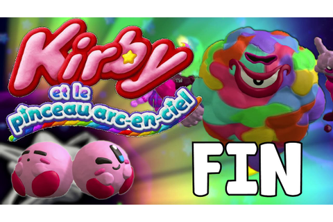 Let's Play EPISODE #12 Kirby et Le Pinceau Arc-En-Ciel ...