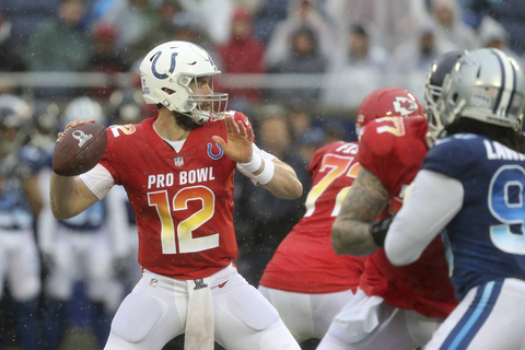 AFC captures Pro Bowl, 26-7 over NFC in rainy Orlando ...