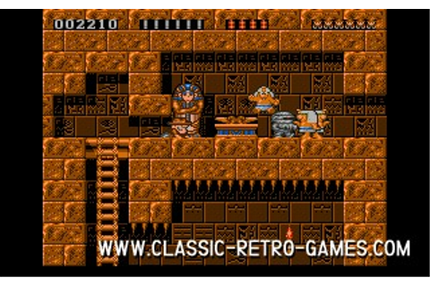 Download Rick Dangerous & Play Free | Classic Retro Games