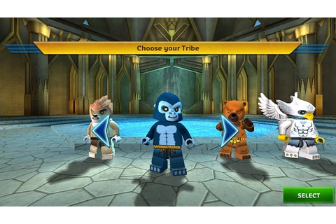 LEGO Legends of CHIMA Online goes into open beta
