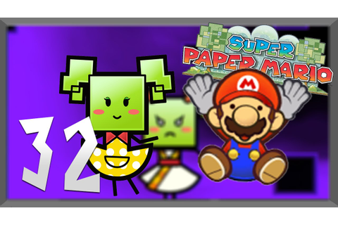 Super Paper Mario - Part 32 - GAME OVER! - YouTube