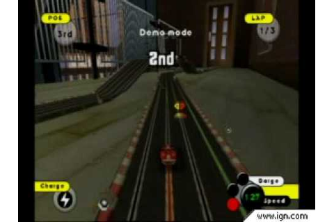 Grooverider: Slot Car Thunder (GameCube) - YouTube