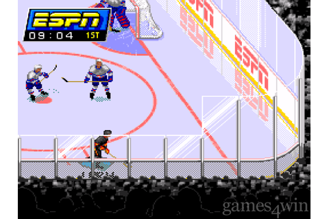 ESPN National Hockey Night Download on Games4Win