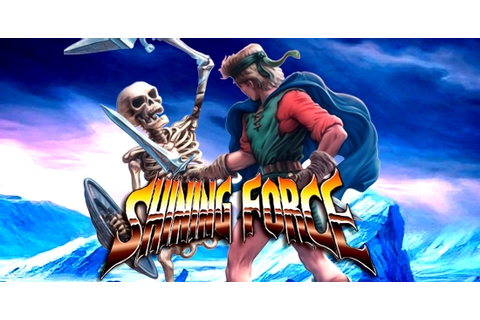 Shining Force Download Game | GameFabrique