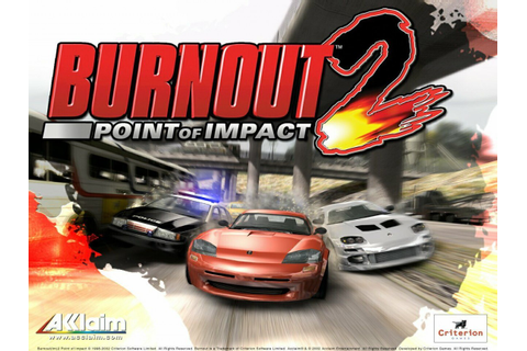 Burnout 2: Point of Impact | Burnout Wiki | FANDOM powered ...