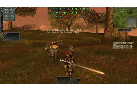 [HD 1080p] Darkfall Online - Ninogan Swifstep - PvP - YouTube