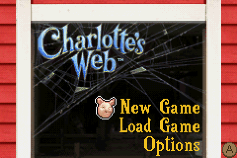 Charlotte's Web Download Game | GameFabrique
