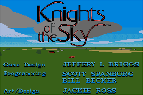Knights of the Sky - My Abandonware