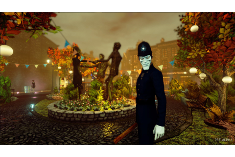 We Happy Few is very British, very psychedelic and very ...
