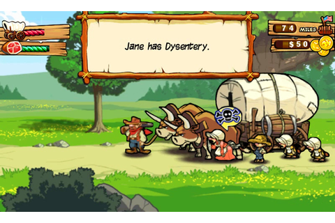 Game Review: The Oregon Trail HD - MSPoweruser