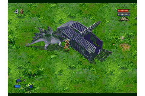 Jurassic Park 2 - The Lost World Download Game | GameFabrique
