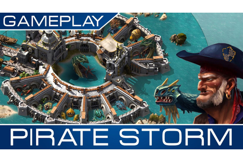 Gameplay, Tricks & Tipps - Pirate Storm - Free Online ...