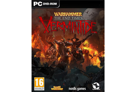 Warhammer: The End Times Vermintide - PC Game | Getitnow.gr