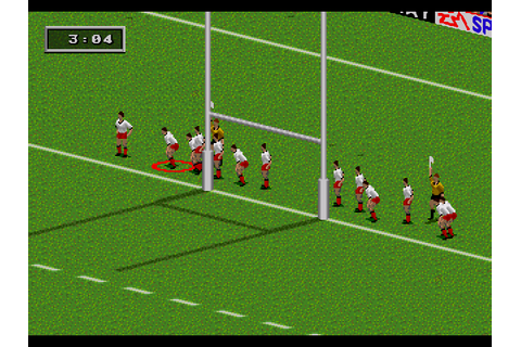 Australian Rugby League Screenshots | GameFabrique