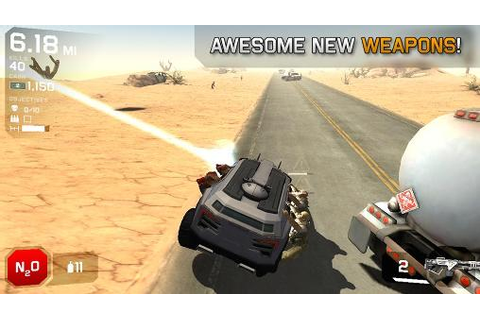 Zombie highway 2 for Android - Download APK free