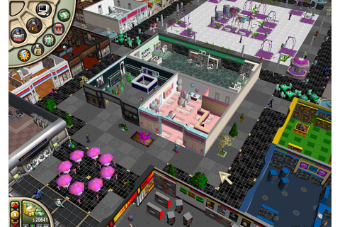 Mall Tycoon 2 Game - Free Download Full Version For Pc