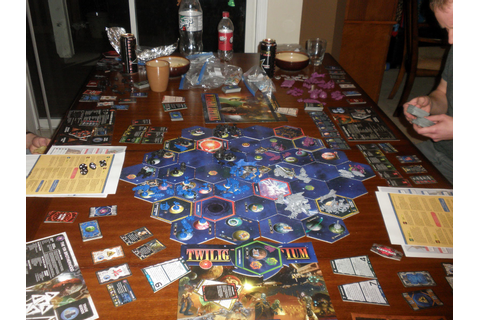 Twilight Imperium: Game Night - Faeit 212: Warhammer 40k ...
