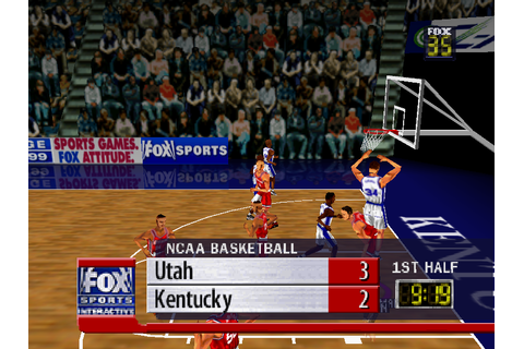 Fox Sports College Hoops '99 Download Game | GameFabrique