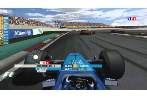 Rfactor F1 2001 Mod by RMT - YouTube