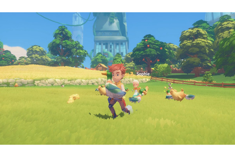 My Time at Portia now available via Steam Early Access ...