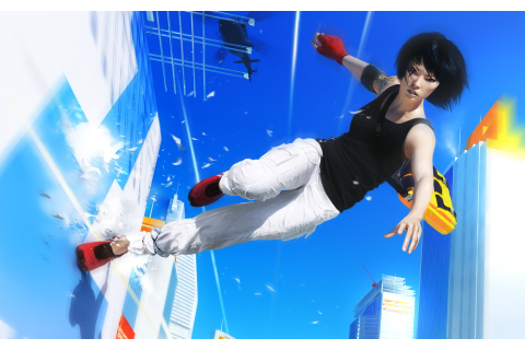 Mirror's Edge PC Game Wallpapers | HD Wallpapers | ID #8148