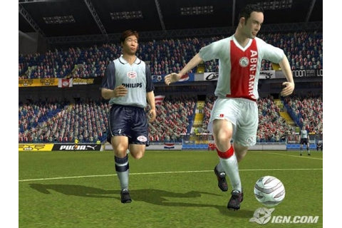 World Tour Soccer 2006 - IGN