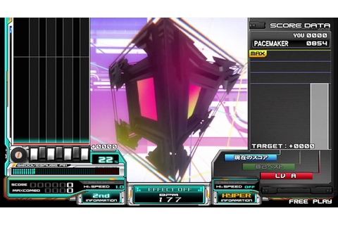 beatmania IIDX 19 Lincle HDD + beatfree - YouTube