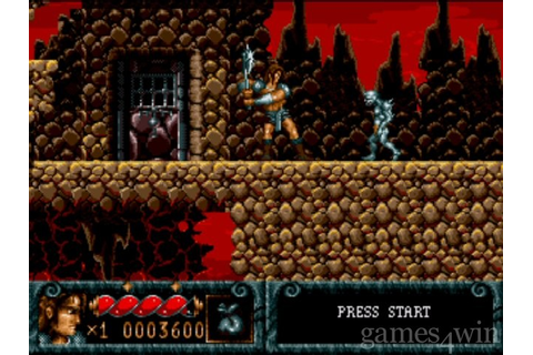 Blades of Vengeance Download on Games4Win