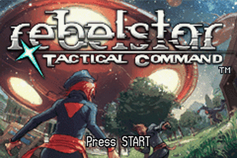 Play Rebelstar - Tactical Command Nintendo Game Boy ...