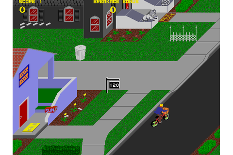 Paperboy - Videogame by Atari Games