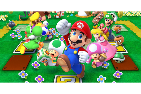 Mario Party: Star Rush (3DS) News, Reviews, Trailer ...