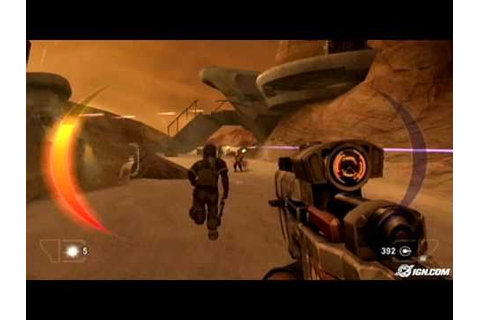 TimeSplitters Future Perfect (2005) - IGN Gameplay Vault ...