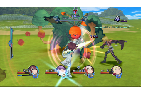 tales of graces f – Game Over… Again