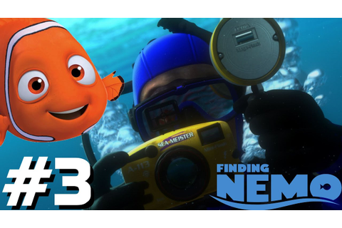 Le monde de Nemo Playthrough Xbox Gamecube Ps2 2003 Part 3 ...