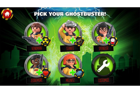 PLAYMOBIL Ghostbusters Download
