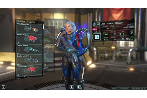 Heavy weapons | Soldier equipment - XCOM 2 Game Guide ...