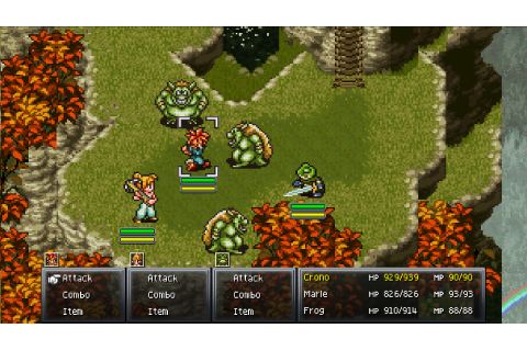 Chrono Trigger on PC has been rescued from disaster - and ...