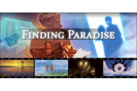 Finding Paradise and To The Moon Sequel coming next summer ...