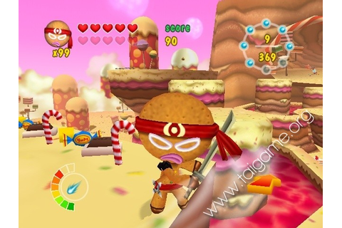 Ninjabread Man - Download Free Full Games | Arcade ...