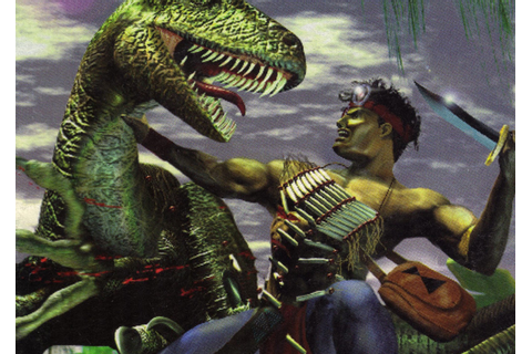 Review: Turok: Dinosaur Hunter (PC) - Digitally Downloaded