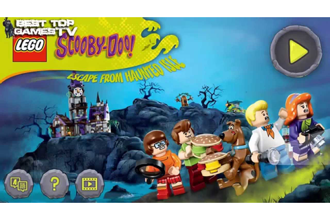 LEGO Scooby Doo Game #2 - GamePlay - YouTube