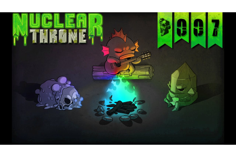 Nuclear Throne - 3 Final Boss Fights! 2 Loops, Diff 52 ...