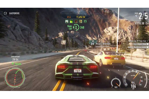 Need for Speed Rivals PC Game Free Download